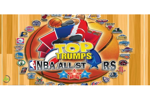 Top Trumps NBA All Stars 3DS CIA Download | madloader.com
