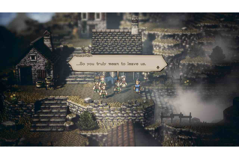Free Project Octopath Traveler Demo Now Available ...