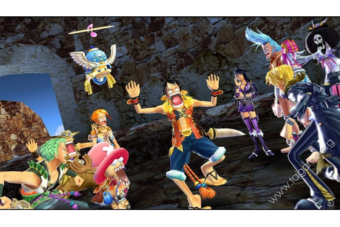 One Piece: Unlimited Cruise 1: The Treasure Beneath the ...