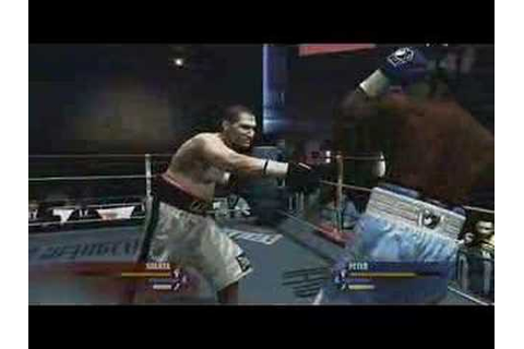 Don King Presents: Prizefighter Xbox 360 Gameplay - Golota ...