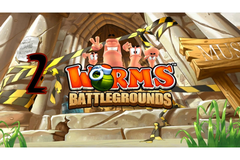 Worms Battlegrounds - Story Mode Walkthrough part 2 1080p ...