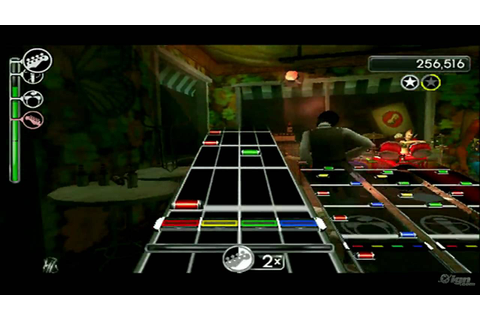 Rock Band Unplugged Video Preview - YouTube