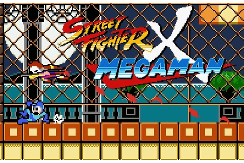 Fan-made Street Fighter X Mega Man game is free right now ...