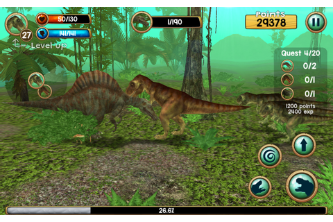 Tyrannosaurus Rex Sim 3D - Android Apps on Google Play