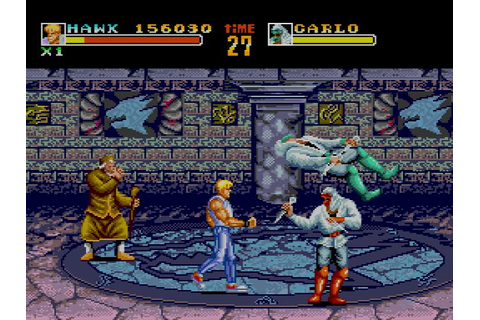 Riot Zone | Turbo-Grafx 16 | beat em up, brawler, Final ...