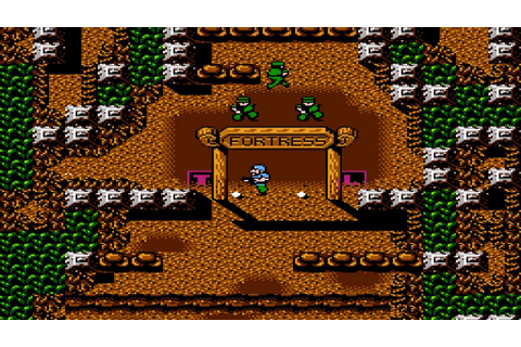 Guerrilla War - NES Gameplay 1080p - YouTube