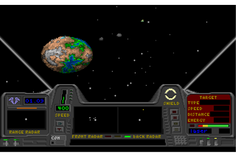 Star Quest I in the 27th century | Old DOS Games ...