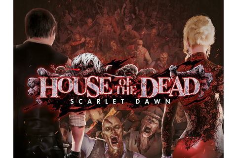 House Of The Dead Scarlet Dawn Is Coming To Western ...