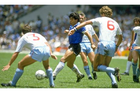 World Cup: 25 stunning moments … No9: Diego Maradona's ...