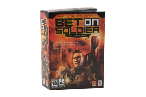 Bet on Soldier: Blood Sport PC Game-Newegg.com