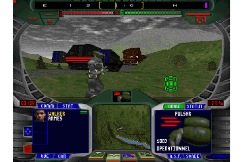 Terra Nova: Strike Force Centauri Screenshots for DOS ...