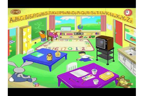 JumpStart Kindergarten (1994) - YouTube