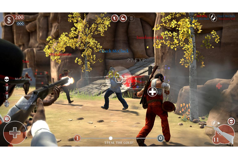Download Lead and Gold: Gangs of the Wild West Full PC Game