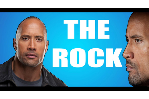 EA Sports UFC | Game Face Creator | The Rock - YouTube