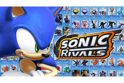 "Sonic Rivals - ""Final Boss"" [1080p] - YouTube"
