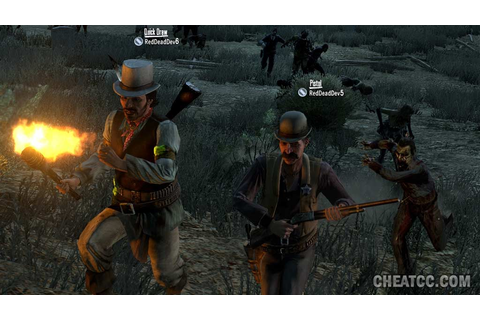 Red Dead Redemption: Undead Nightmare Review for ...
