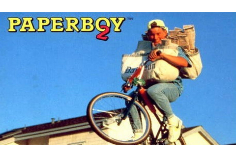 Paperboy 2 (Multiplataforma) Midway Gameplay - YouTube