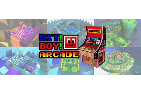 Bit Boy!! Arcade Deluxe | Every Nintendo Switch Game ...