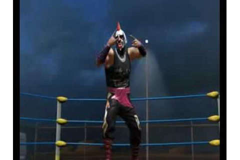 Lucha Libre AAA Heroes del Ring The Video Game. - YouTube