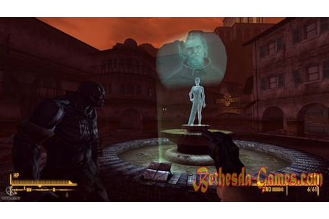 Fallout: New Vegas Dead Money » Bethesda Games - Plunge ...