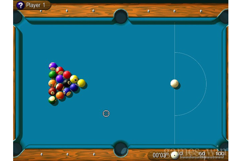 Arcade Pool II. Download and Play Arcade Pool II Game ...
