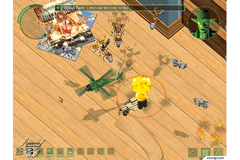 Army Men: Air Tactics Screenshots, Pictures, Wallpapers ...