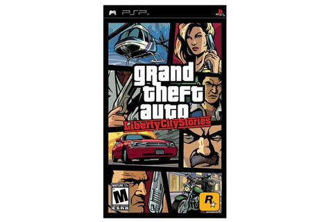 Grand Theft Auto: Liberty City Stories PSP Game Rockstar ...