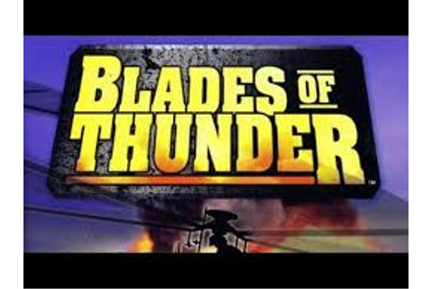 Blades of Thunder | Gbafun is a website let you play Retro ...