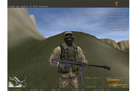 Delta Force 2 Game - Free Download Full Version For Pc