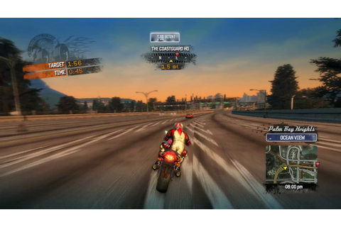 Burnout Paradise pc game - YouTube