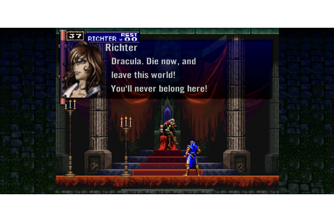 Castlevania: Symphony of the Night now on iOS and Android ...