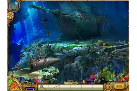 Nemo's Secret: The Nautilus > iPad, iPhone, Android, Mac ...