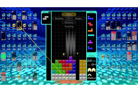 Why Tetris 99 is one of Nintendo's most important new ...