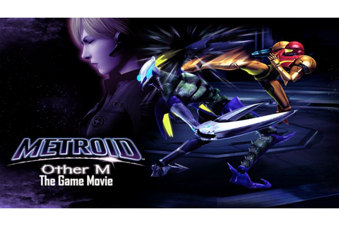 Metroid Other M : The Game Movie (HD-VOSTFR) - YouTube
