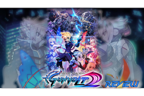 Game Review - Azure Striker Gunvolt 2 - YouTube