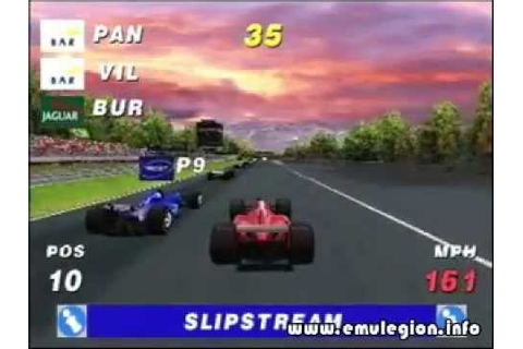 5M: Formula One Arcade (PS1) - YouTube