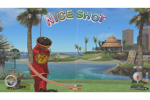 Hot Shots Golf: World Invitational Coming To PlayStation 3 ...