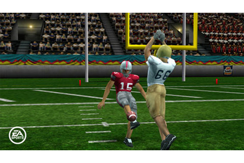 NCAA® Football 07 Game | PSP - PlayStation