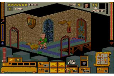 Mystic Towers Download (1994 Role playing Game)