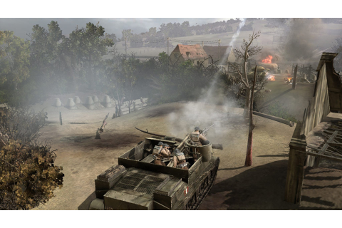 Download Company of Heroes: Opposing Fronts Full PC Game
