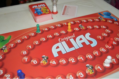 Alias :: Great Family Game | Try It - Like It :: create ...