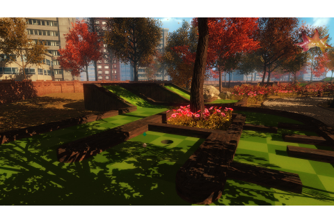 Steam Greenlight : Autumn Park Mini Golf