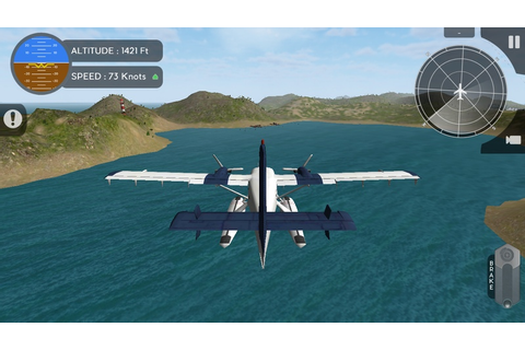 Avion Flight Simulator 2015 Review: Greed Guts a Good Game ...