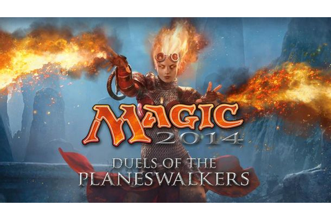Magic 2014 - Duels of the Planeswalkers (Video Game Review ...