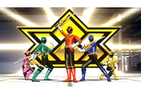 Super Sentai Battle Ranger Cross Wii (Shinkenger ...