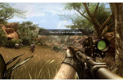 Games Free: Far Cry 2 Full Version Game Free Download