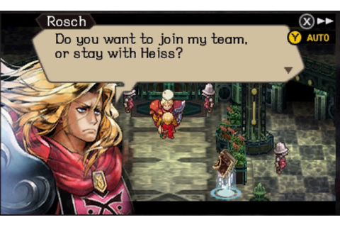 The Radiant Historia Remake Lets You Skip All The Battles