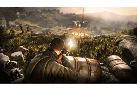 Sniper Elite V2 (Wii U) Screenshots