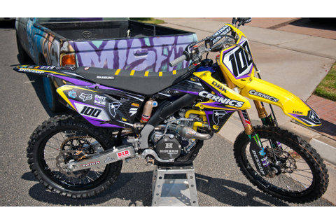 Hanny Lakers Bike - Moto-Related - Motocross Forums ...