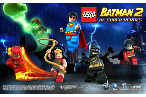 LEGO Batman 2: DC Super Heroes for Mac - Media | Feral ...